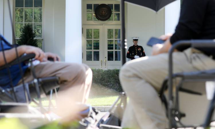 Donald Trump Oficina Oval