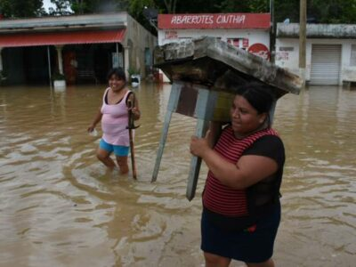 Huracán Delta México