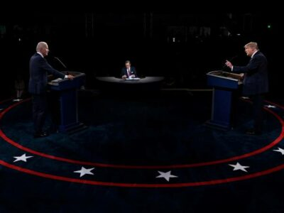 Segundo debate presidencial Trump-Biden