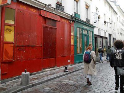 Francia toque de queda COVID-19