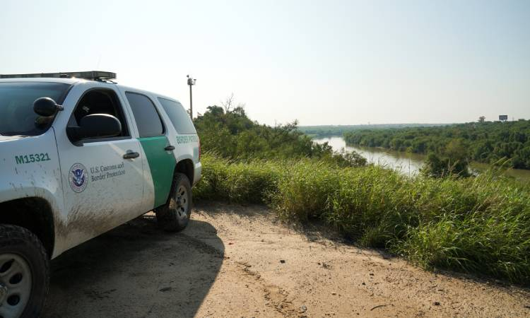 Frontera EU-México niños separados