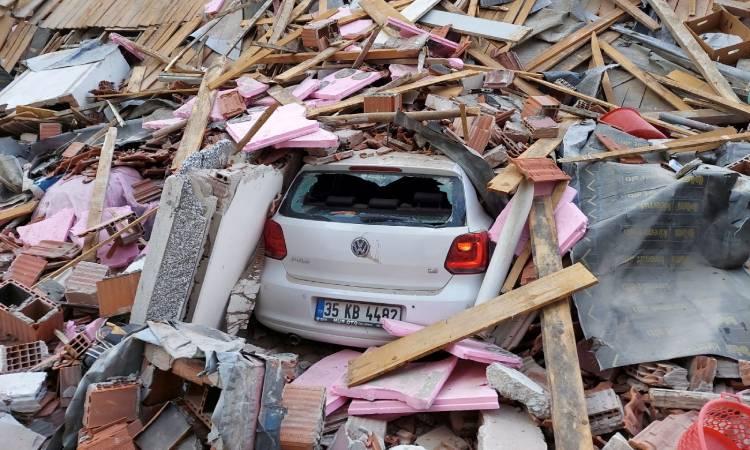 sismo Turquía Grecia muertos