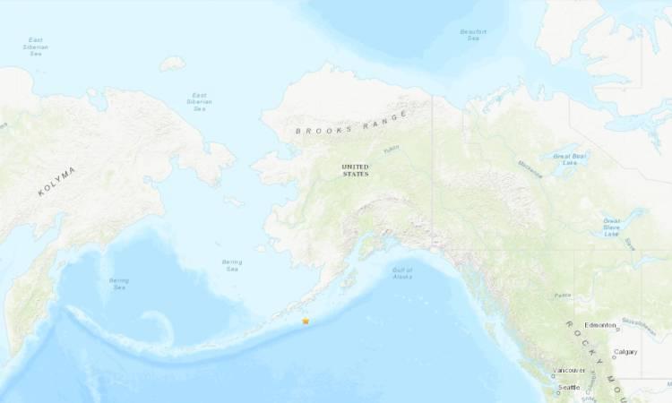 sismo Alaska tsunami