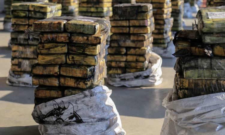 Colombia cárteles mexicanos cocaína