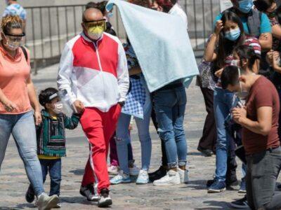 Chihuahua rojo semáforo epidemiológico
