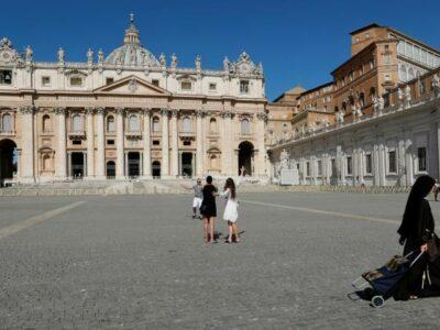 Vaticano Cecilia Marogna Dama del cardenal