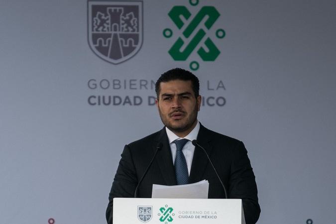 Omar García Harfuch niega dejar el cargo para reemplazar a Durazo en SSPC