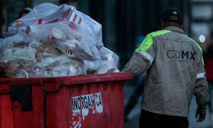 CDMX: Plástico desechable será prohibido en 2021; así lo despiden