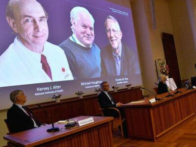 Premio Nobel de Medicina 2020 es otorgado por descubrimiento del virus de la hepatitis C