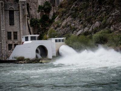 México ya cumplió cuota de agua con Estados Unidos