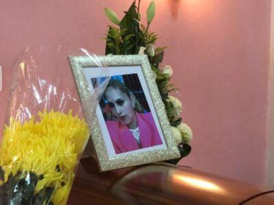 Puebla: Dan último adiós a abogada linchada en San Nicolás Buenos Aires