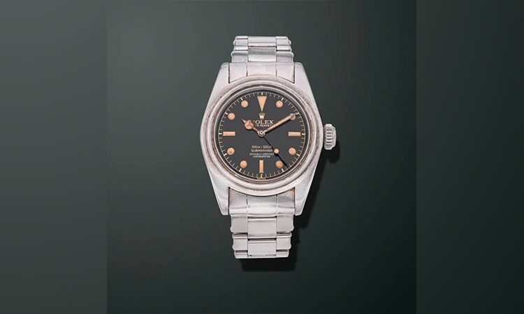 Subastarán reloj conocido como James Bond