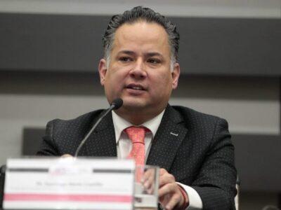 UIF: Peña y Calderón se podrían investigar, dice Santiago Nieto