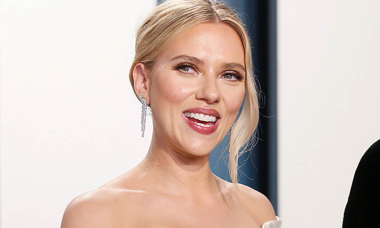 Scarlett Johansson se casó por tercera vez