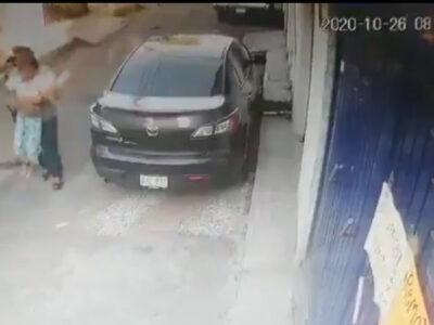 Video: Captan presunto intento de secuestro de un niño en Tlalpan