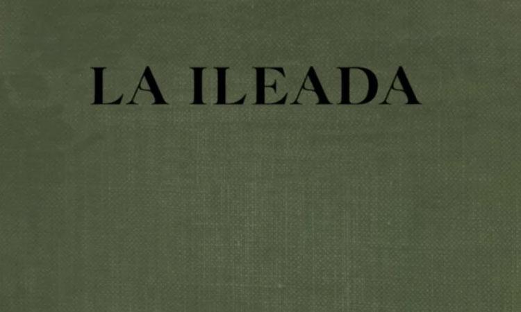 """Publican libro """"La Ilíada"""" con falta ortográfica; SEP reconoce error"""