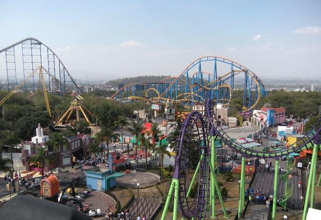 Six Flags México reabre el 23 de octubre