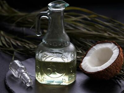 aceite de coco elimina COVID-19