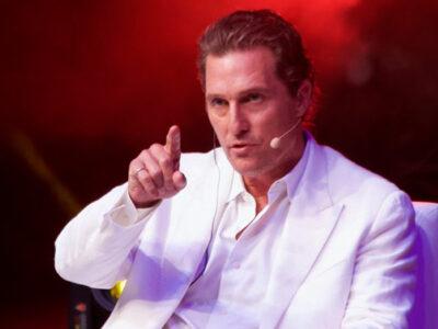 Matthew McConaughey dijo que sufrió de abuso