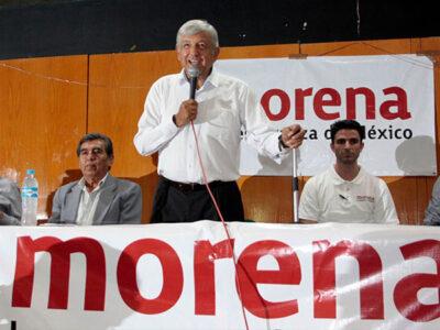 elecciones Morena