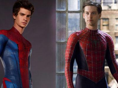 Spider-Man 3 Maguire Garfield