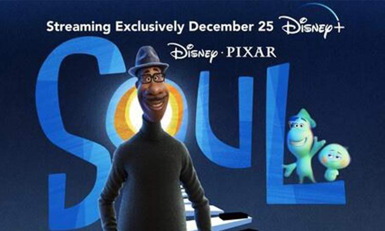 """""""Soul"""" nuevo filme de Pixar"""