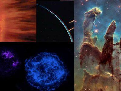 Sonidos aterradores NASA
