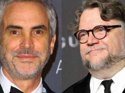 Alfonso Cuarón y Guillermo del Toro
