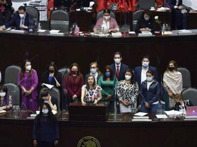 El INE y la mujer en la política