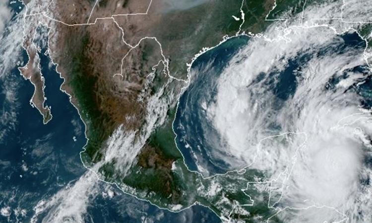 Huracán Delta en vivo: últimas noticias y trayectoria a Quintana Roo en directo