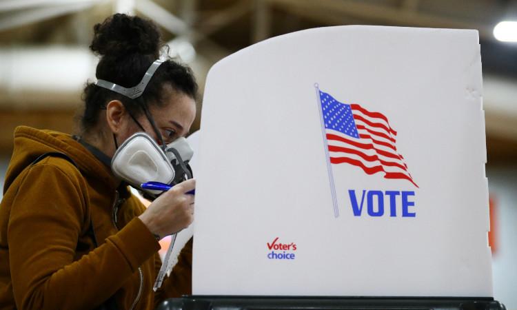 Voto anticipado y por correo, desafíos en las elecciones de Estados Unidos