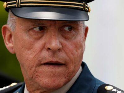 General Salvador Cienfuegos, extitular de la Sedena