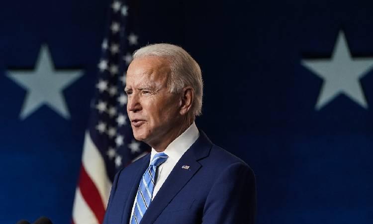Joe Bide, nuevo presidente de Estados Unidos.