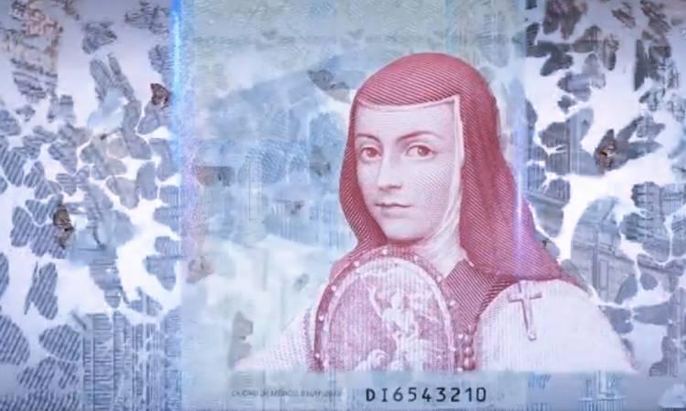 Nuevo billete de 100 pesos, presentado por Banxico