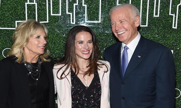 ¿Quién es Ashley Biden, hija del virtual presidente de EU?