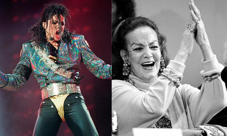 María Félix y Michael Jackson cantaron juntos y video lo prueba
