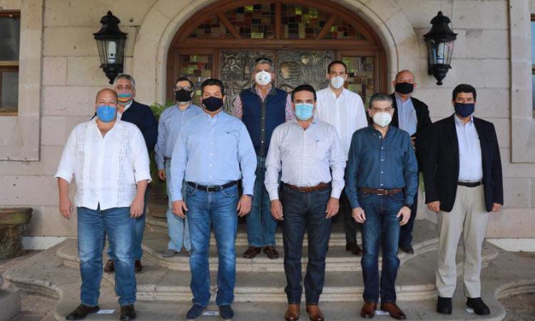 Alianza Federalista propone a AMLO 4 acciones ante pandemia