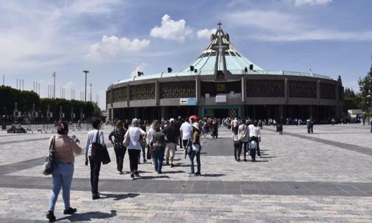 12 de diciembre: Basílica de Guadalupe estará cerrada