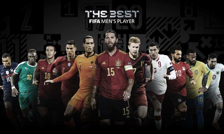 Messi y Cristiano encabezan a los nominados