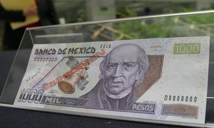 Nuevo billete de mil pesos saldría antes de acabar 2020; así sería