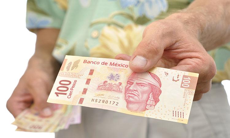 Los cinco tipos de billetes de 100 pesos que siguen en circulación