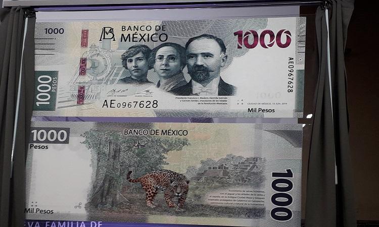 Madero, Serdán y Galindo: ¿quiénes aparecen en nuevo billete de mil pesos?