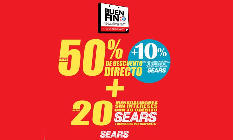 Buen Fin 2020 Sears