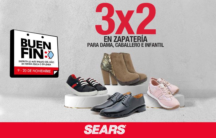 Calzado Sears