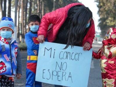 Congreso necesita sensibilidad en el tema de niños con cáncer