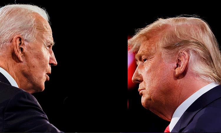 Biden vs Trump: a unas horas de las elecciones de EU, esto dice encuesta