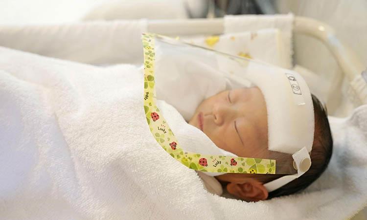 Nace el primer bebé con anticuerpos contra el COVID-19