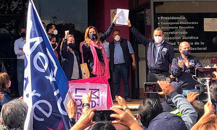 México Libre contenderá en elecciones 2021; así lo hará