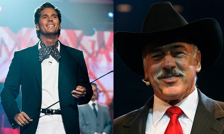 """Roberto Palazuelos, el """"Diamante negro"""", es el máximo heredero de Andrés García"""
