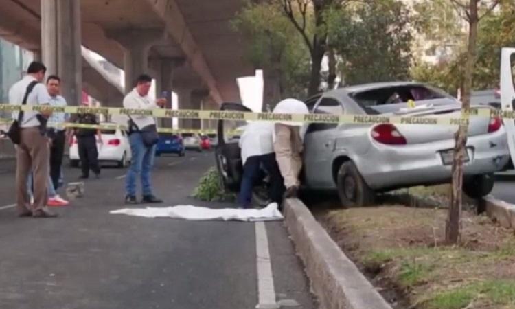 Bajan delitos en la CDMX